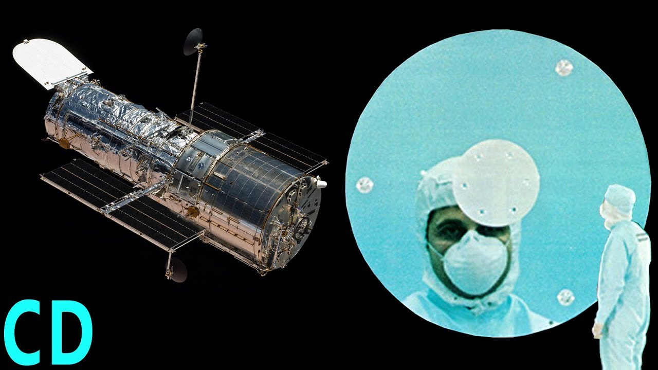 Hubble trouble how did the space telescope mirror end up flawed