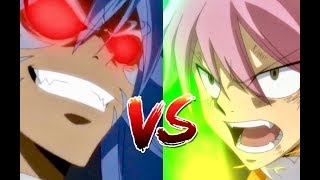 Fairy Tail Natsu And Dragonslayers Vs Acnologia Full Fight English Sub [HD]