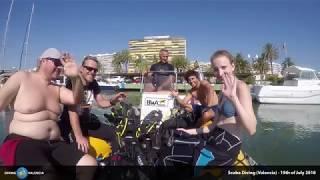 Scuba Diving in Valencia - Wreck Diving