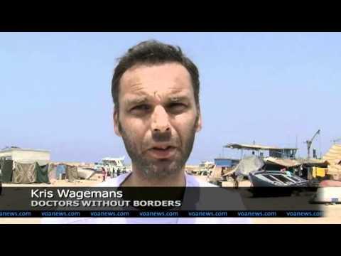 African Migrants in Libya Live in Fear