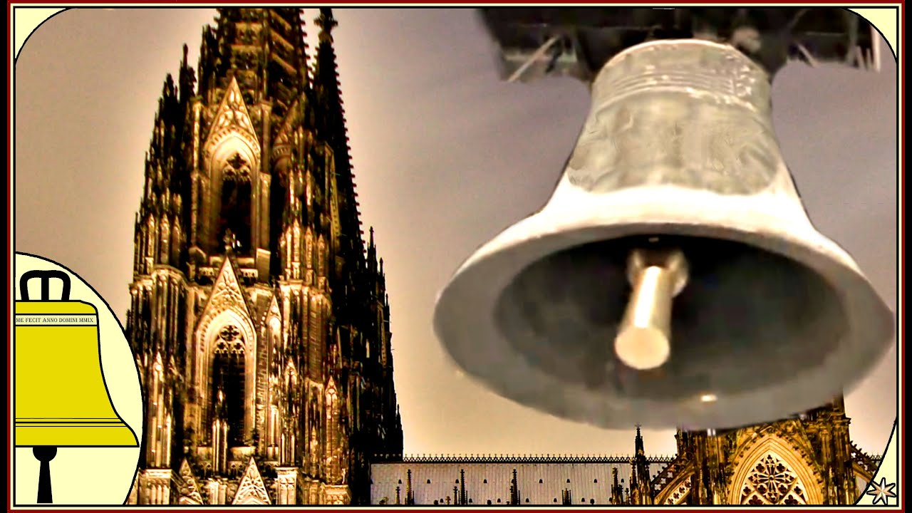 Cologne Cathedral Largest Swinging Bell Of The World