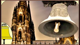 Cologne Cathedral, Largest Swinging Bell Of The World!!!  2/3