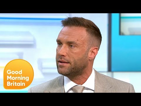 Calum Best on His Father's Alcoholism Growing Up | Good Morning Britain