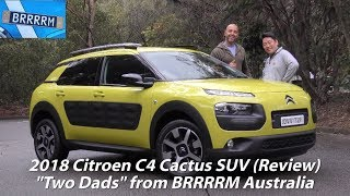"2018 Citroen C4 Cactus SUV (""Two Dads"" Review) 