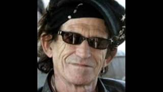 Keith Richards - Almost Hear You Cry...(Take 2)
