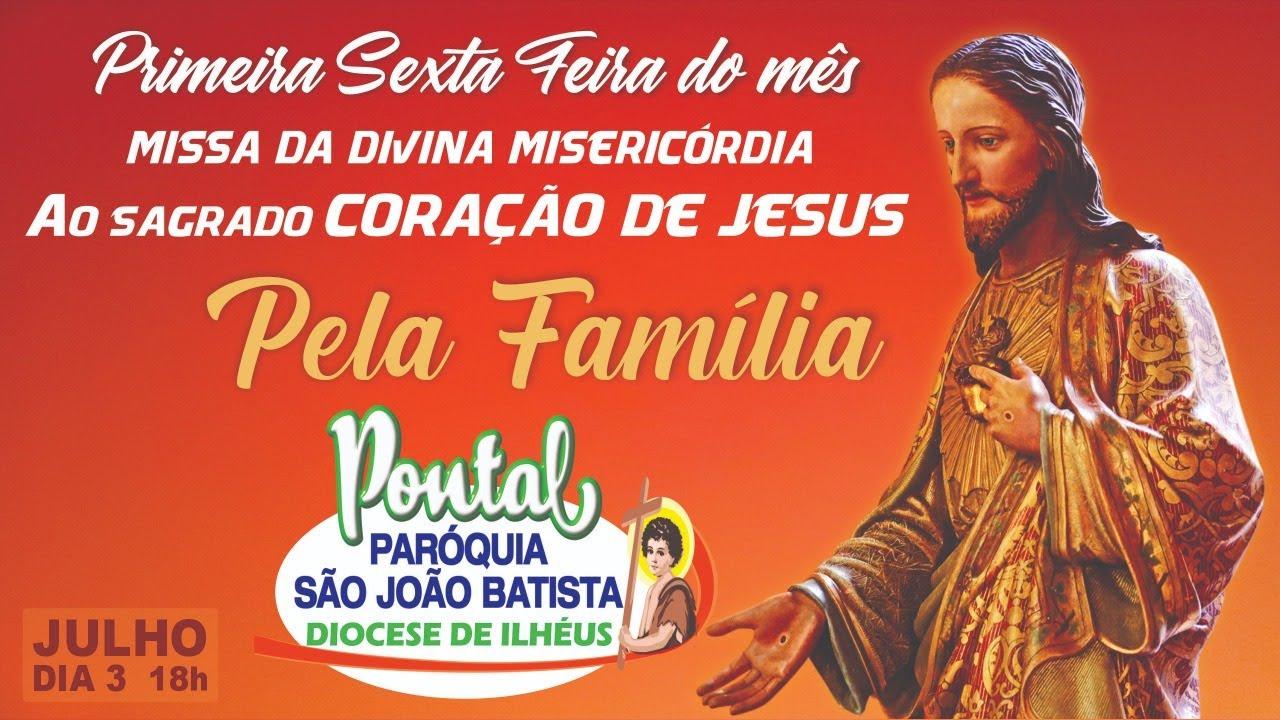 Missa do Sagrado Coração de Jesus pelas famílias