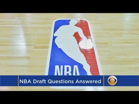 NBA Draft Questions Answered thumbnail