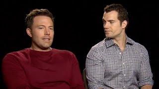 Бэтмен против Супермена: эксклюзивное интервью