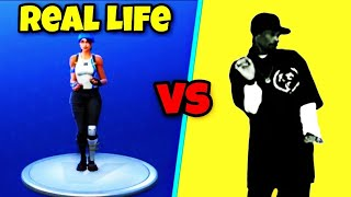 Tidy Dance | Clean Dance in Real Life! 😎 | Fortnite Battle Royale
