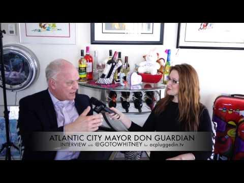 Reality vs Perception: 20 Minutes with Atlantic City Mayor Don Guardian
