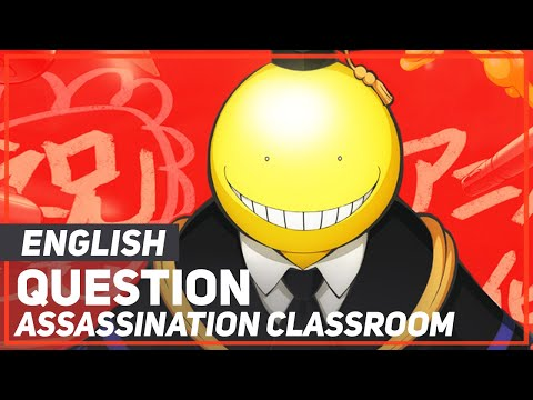"Assassination Classroom - ""Question"" | ENGLISH Ver | AmaLee"