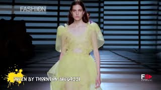 YELLOW The color of Spring 2020 - Fashion Channel