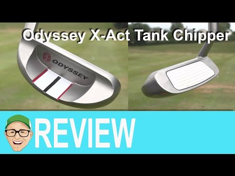 Odyssey X-Act Tank Chipper