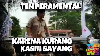 Download Prabowo Pe(m)arah Karena Kurang Kasih Sayang, Kudanya Tak Mampu Meng(h)angatkan Mp3