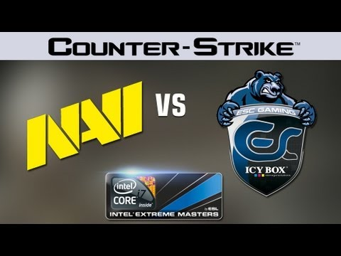 IEM Hanover Counter-Strike Grand Finals - Natus Vincere vs. ESC