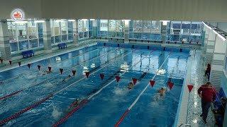 Чемпионат Мозырского района по плаванию