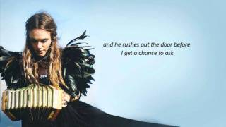 Julia Stone - Where Does The Love Go lyrics