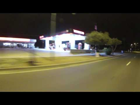 Deep Dark Driver gets the Gila Bends rising fast, Arizona - Entering the Space Age, GP050107