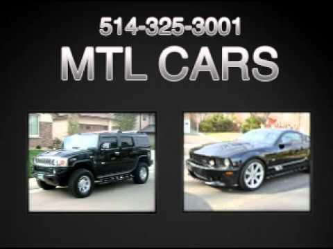 Montreal Luxury Cars