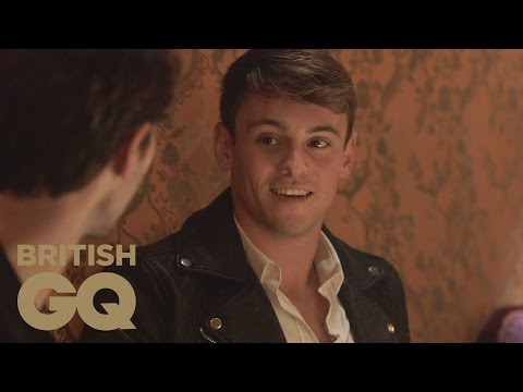 Tom Daley Talks Rio Olympics, Doping & Coming Out | Out to Lunch | British GQ