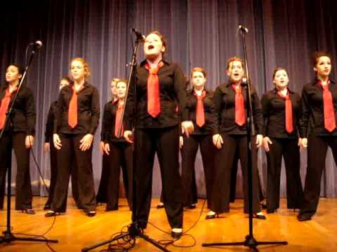 Divisi - Carry on Wayward Son - West Coast A Cappella 2010