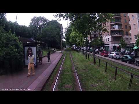 MEDIOLAN tramwaje trolejbusy metro