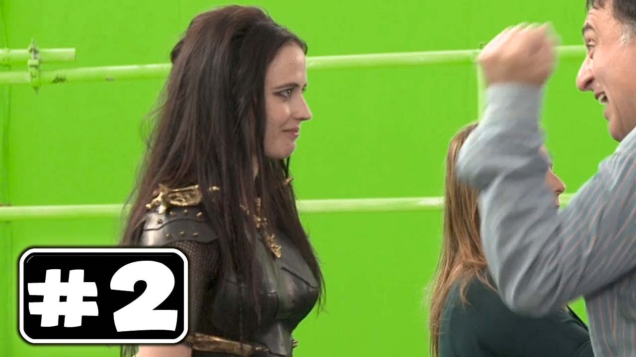 Behind the Scenes of 300 RISE OF AN EMPIRE [Making Of # 2 ...