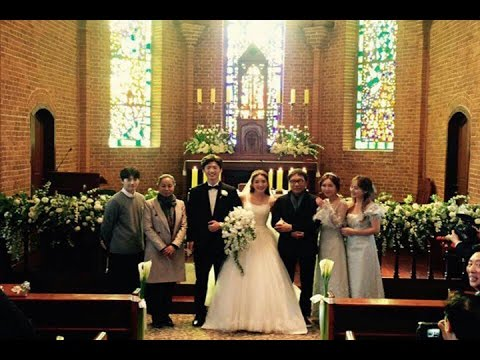 S E S S Bada Held Her Wedding Ceremony On March 23 Youtube