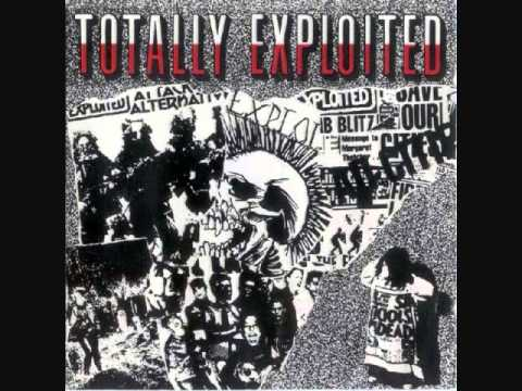 The Exploited-Fuck A Mod (lyrics)