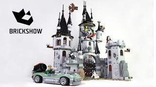 Lego Monster Fighters 9468 Vampyre Castle Build & Review