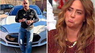 Lupillo Rivera se olvida de Andrea Legarreta con esta sensual dama