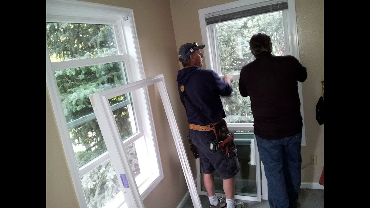 Colorado Springs Replacement Windows New Windows By Ply Gem By Front Range Exteriors Youtube