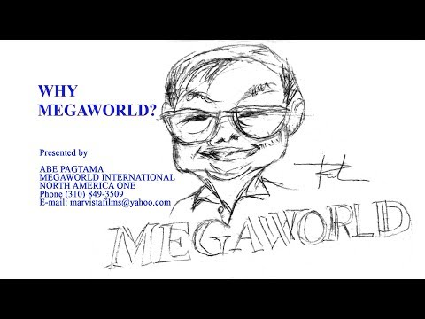 NEWS ALERT! ATTENTION Real Estate Investors! Why Megaworld?