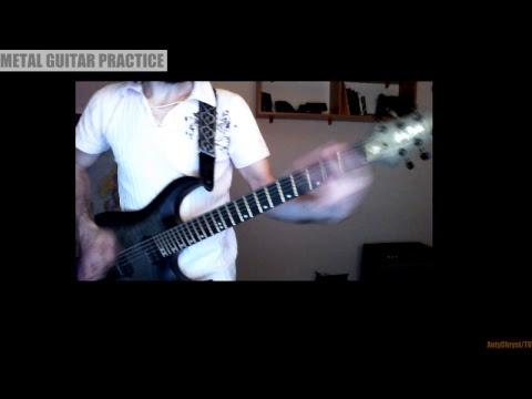 #111 Live Metal Guitar Practice