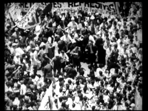 The Hour of the Furnaces 1968 Part 2: Act for Liberation subs EngItaFra