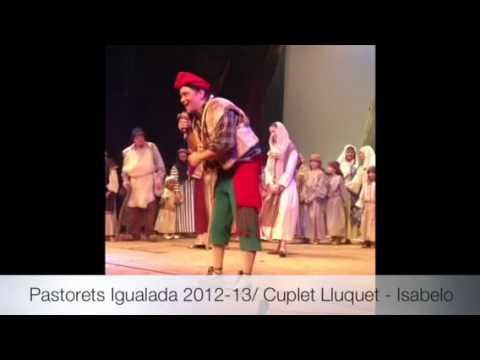 Cuplets Lluquet - Isabelo