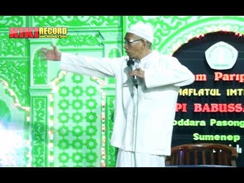 Pengajian Bahasa Madura _ KH. Khairul Mufid di Madrasah Babussalam (bagian 3)