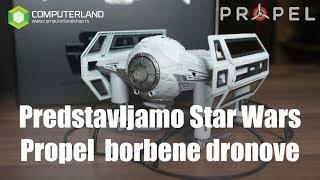 Predstavljamo Star Wars Propel borbene dronove