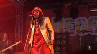 ALPHA BLONDY *Jerusalem*Live @ Reggae Jam 2015 *part 1