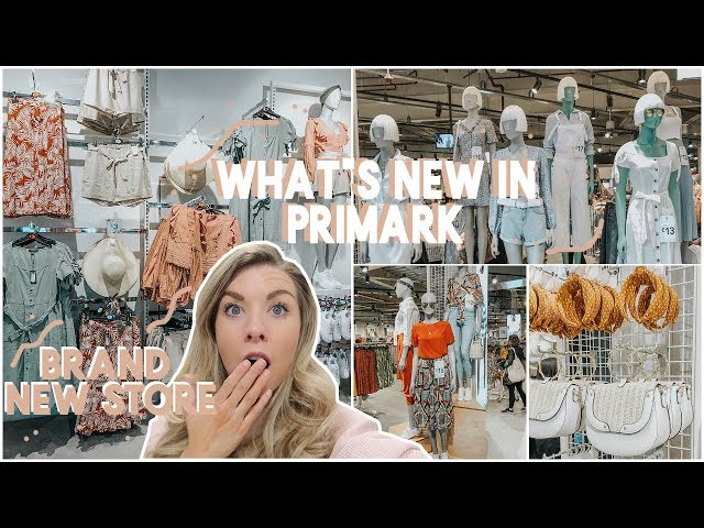 WHATS NEW IN PRIMARK MARCH | NEW BLUEWATER STORE OPENING DAY