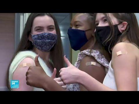 فيروس كورونا: الرئيس الأمريكي جو بايدن يعلن عن -يوم عظيم-  - 10:56-2021 / 5 / 14
