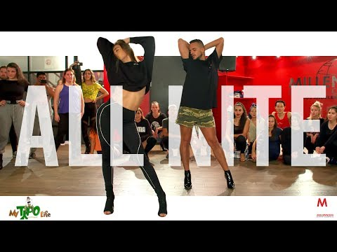 Janet Jackson - All Nite | Masterclass With Yanis Marshall
