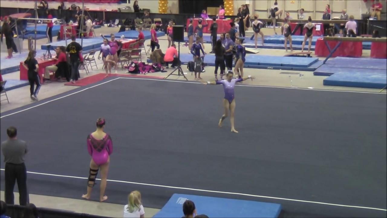 buckeye classic gymnastics meet 2017