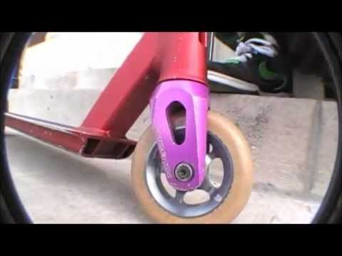 billy sims scooter check
