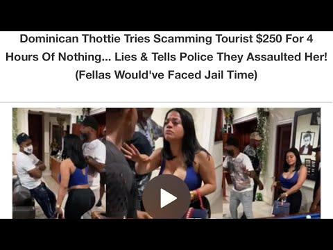 @WORLDSTARHIPHOP Sube video de Trabajadora Sexual Dominicana Alegando EXTORSION de $250USD/SOSUA/RAW
