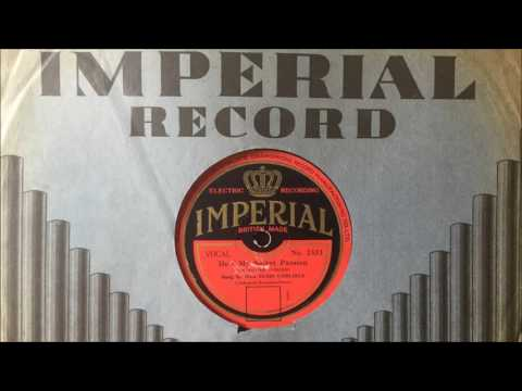 "Elsie Carlisle - ""He's My Secret Passion"" (1930)"