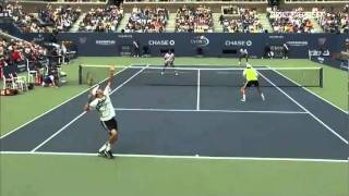 2010 US OPEN DOUBLES FINAL