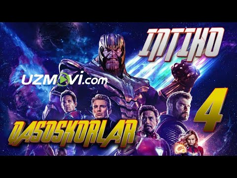 Qasoskorlar-4: Yakuniy Jang (Uzbek O'zbek tilida Premyera treyler HD) 2019