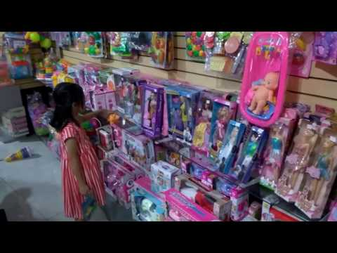 visiting toys store CELEBRATE Bandung, have fun enjoy and playing with various toy,
