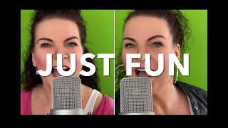 Girls Just Want to Have Fun (Cyndi Lauper)| Cover | Sängerin Jeannine Hartmann